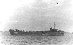 USS LST-567 - Image: USS LST 567