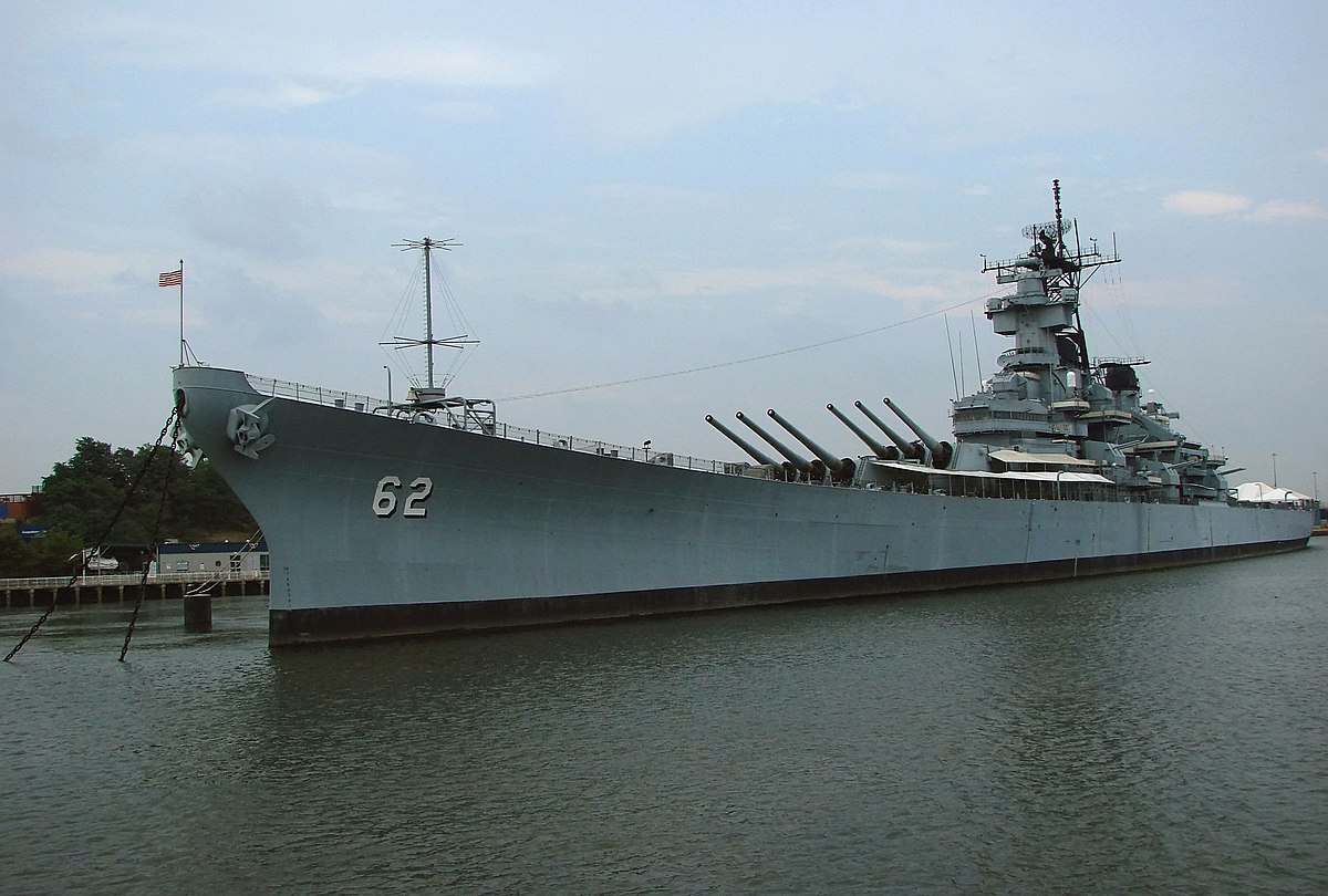 Battleship New Jersey Museum And Memorial Wikipedia - Ship museums in us