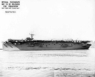 USS <i>Prince William</i> (CVE-31)