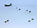 US 82nd Airborne Division paratroopers jump.jpg