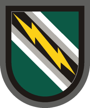 8th Military Information Support Group - Image: US Army 8th Military Information Support Group Flash