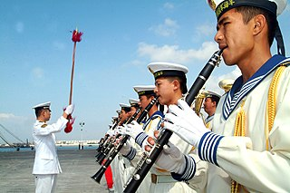 Peoples Liberation Army Navy Band Military unit