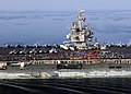 US Navy 071115-N-6524M-003 Sailors and Marines shout.jpg