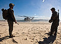 US Navy 090719-N-5253W-024 Marines assigned to the 31st Marine Expeditionary Unit (MEU) prepare to board a CH-53E.jpg