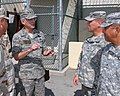 US Navy 091027-A-0285B-079 Gen. Douglas Fraser, commander of U.S. Southern Command visited the joint task force to meet with service members.jpg