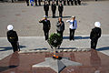 US Navy 110704-N-MU720-129 Dignitaries attend a wreath laying ceremony.jpg