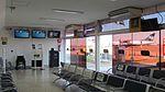 Uberaba Airport (UBA) departure gates, Minas Gerais, Brazil.jpg