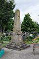 Uffenheim, Grab am Friedhof, 001.jpg