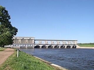 Uglich Hydroelectric Station