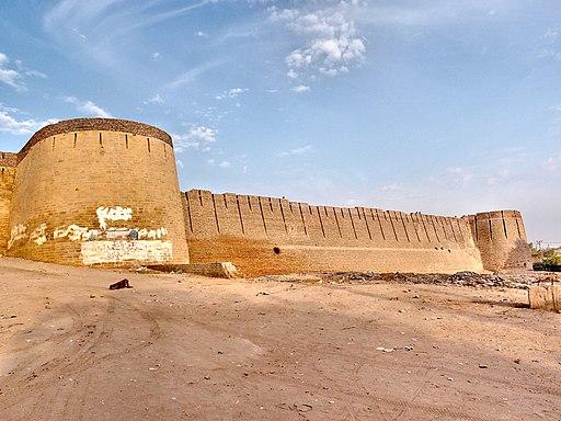 Umarkot Fort view4