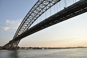 Bayonne Bridge - The original Bayonne Bridge