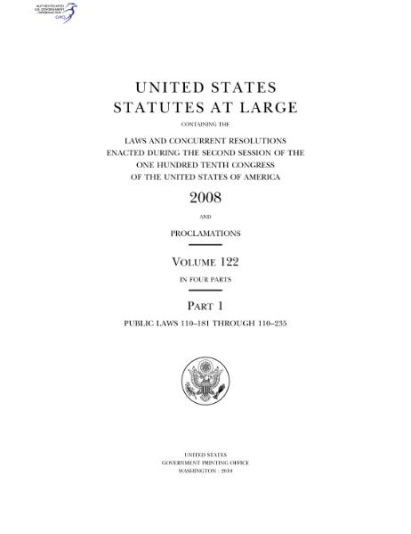 File:United States Statutes at Large Volume 122.djvu