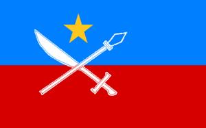 Flag of the Paramilitary