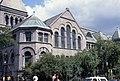 Université McGill, Redpath Library, 3459, rue McTavish, Montréal face arrière, vue générale 11-d.na.civile-91-578.jpg