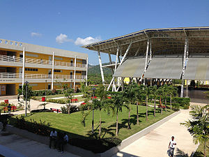 Université d'État d'Haïti - The Université d'État d'Haïti, Campus Henri Christophe de Limonade