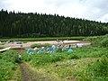 """Ust-Koyva.Festival """"Big Fish"""".Усть-Койва.Фестиваль """"Большая рыба"""" - panoramio.jpg"""