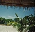 Utsikt från bungalow Kuredu Maldiverna.jpg