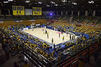 Brex Arena Utsunomiya - Arena
