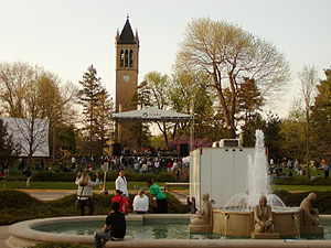 VEISHEA - The VEISHEA 2006 Battle of the Bands was held on campus, per the recommendations of the 2004 Task Force.