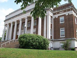 Van Meter Hall - Image: V Meter Hall