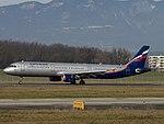 VP-BQR Airbus A321-211 - AFL (24886752886).jpg