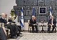 VP Mike Pence meets President Reuven Rivlin (25989441228).jpg