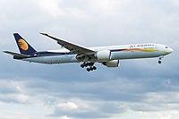 VT-JEH - B77W - Jet Airways