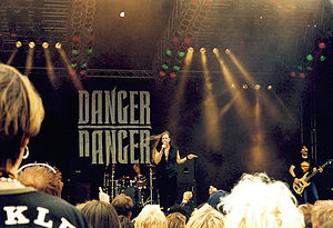 Danger Danger - Danger Danger performing at the 2004 Sweden Rock Festival