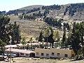Vacas, Vista del Instituto Normal Superior Ismael Montes.JPG