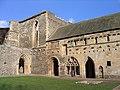 Valle Crucis Abbey near Llangollen - geograph.org.uk - 266502.jpg