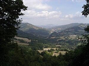 Province of Rimini - Image: Valmareccia