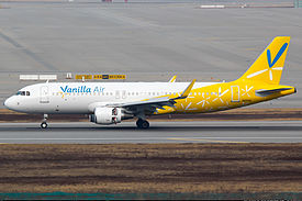 Vanilla Air Airbus A320 at Seoul Incheon International Airport.jpg