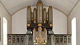 Varde (Denmark) St. Jacobi-Marcussen organ (cropped) .jpg