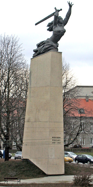 Pomnik Bohaterów Warszawy