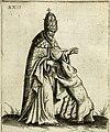 Vaticinia, siue, Prophetiae Abbatis Ioachimi and Anselmi episcopi marsicani - qvibvs rota et oraculum turcicum maxime considerationis adiecta sunt - vnà cum praefatione et adnotationibus Paschalini (14580603630).jpg