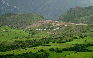 Vayqan-e Maqadas village in East Azerbaijan, Iran
