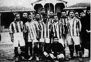 Vefa S.K. - Vefa SK in 1919