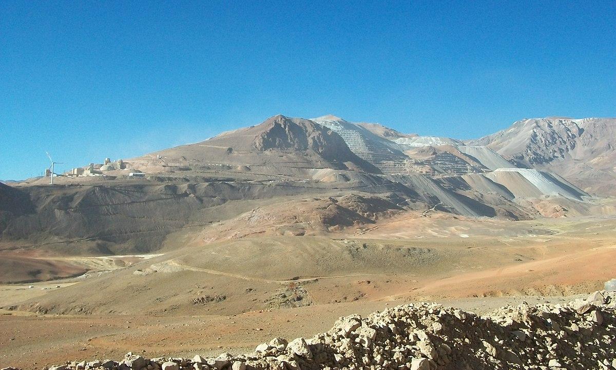 Pascua Lama region