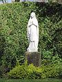 Veldhoven - Beeld in de tuin van de pastorie van de Sint Lambertusparochie aan de Kapelstraat-Zuid in Veldhoven.jpg