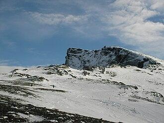 Veleta (Sierra Nevada) - The summit of Veleta