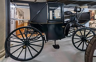 Landaulet (car) - Landaulet carriage