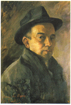 Vicente Castell - Self-portrait (1906)