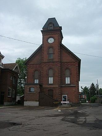 Pembroke, Ontario - Victoria Hall on 42 Renfrew Street