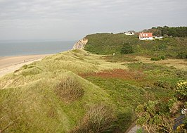View from the watchtower chapel, Caldey Island - geograph.org.uk - 590797.jpg