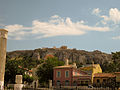 View of Acropolis from Monastiraki.jpg