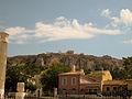 View of Acropolis from Monastiraki.jpg