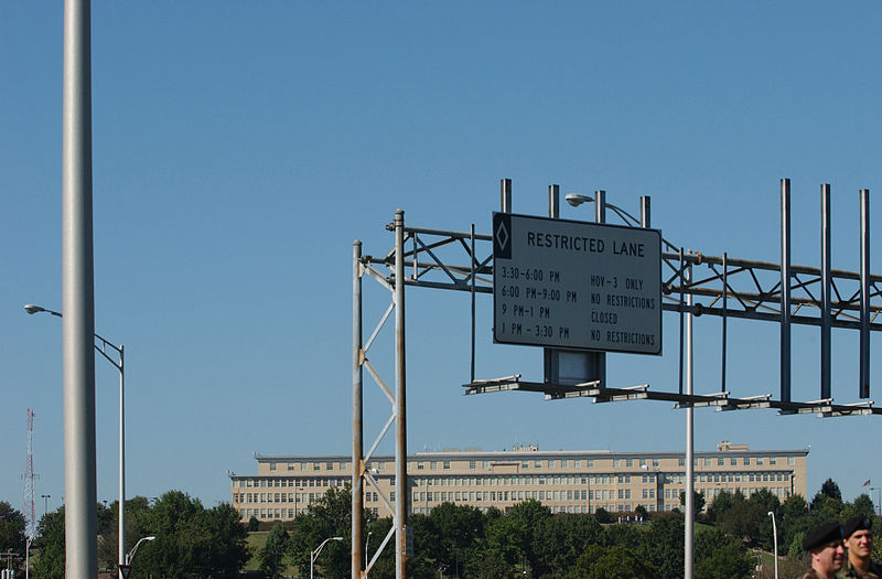 File:View of the Navy Annex from the Pentagon after a hijacked plane crashed into the Pentagon 010911-M-CI426-050.jpg