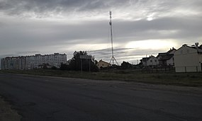 View on Bahatyrova, Minsk district.jpg