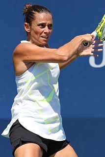Italian tennis player