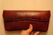English Edit A Vintage Clutch Bag